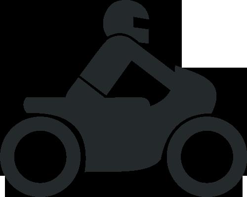 Motorradspezifische Teile