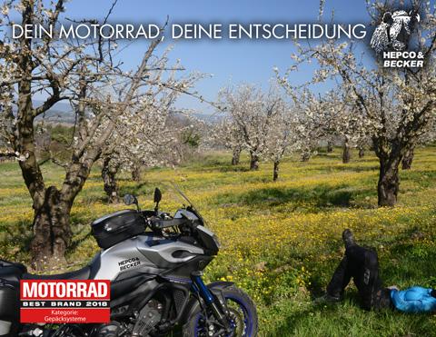 Motorradzubehör von Hepco&Becker - Offizieller Online Shop